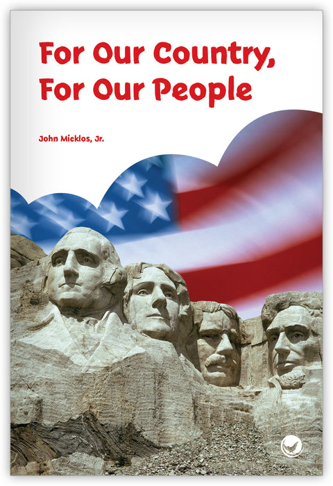 For Our Country, For Our People Leveled Book