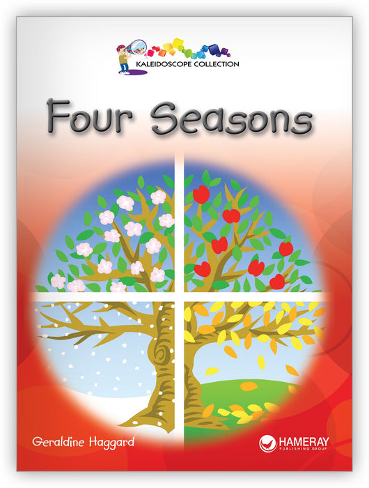 Four Seasons Big Book Leveled Book