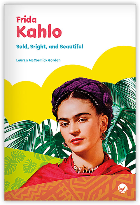 Frida Kahlo: Bold, Bright, and Beautiful from Inspire!