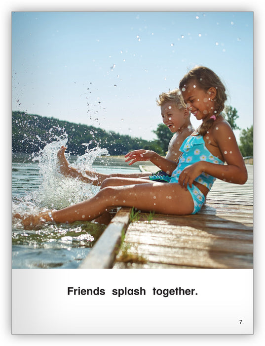 Friends Together! Leveled Book