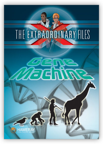 Gene Machine from The Extraordinary Files