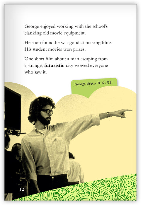 George Lucas: Movie Magic from Inspire!