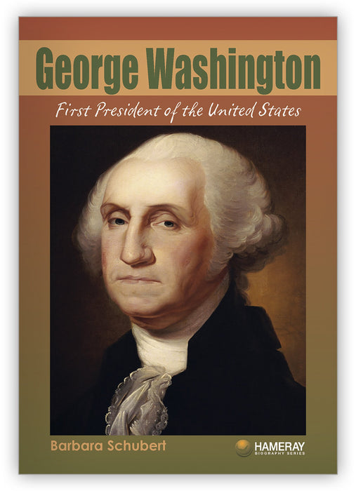 George Washington from Hameray Biography Series