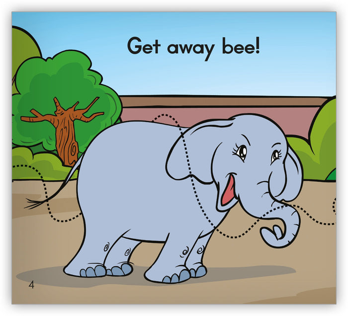 Get Away Bee! Teacher's Edition from Zoozoo Storytellers
