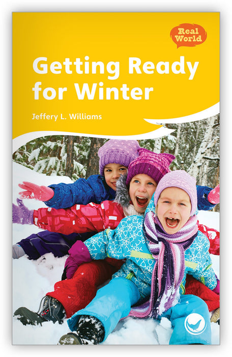Getting Ready for Winter Leveled Book
