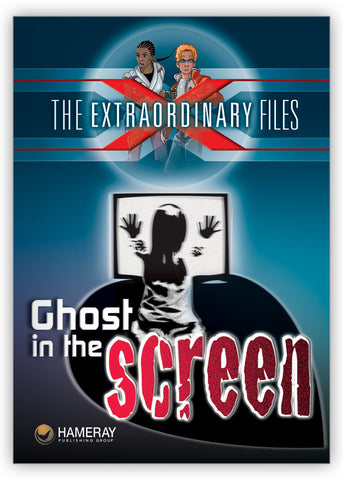 Ghost in the Screen from The Extraordinary Files