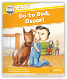 Go to Bed, Oscar! Leveled Book