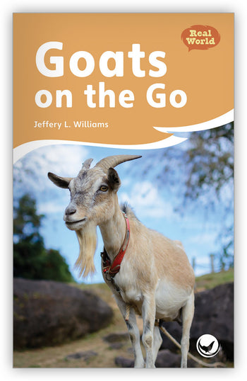 Goats on the Go from Fables & the Real World