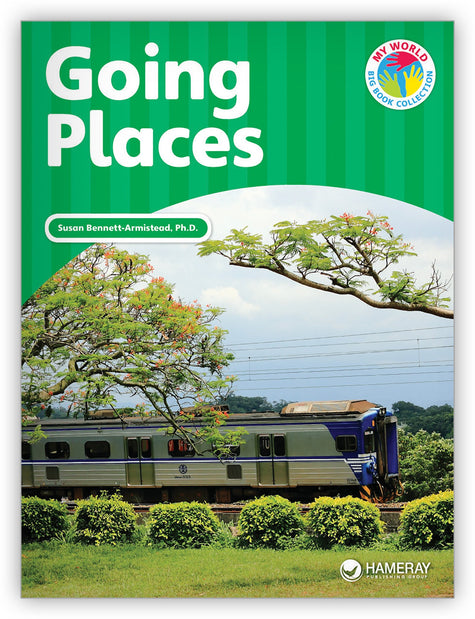 Going Places Big Book from My World
