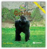 Gorilla from Zoozoo Animal World