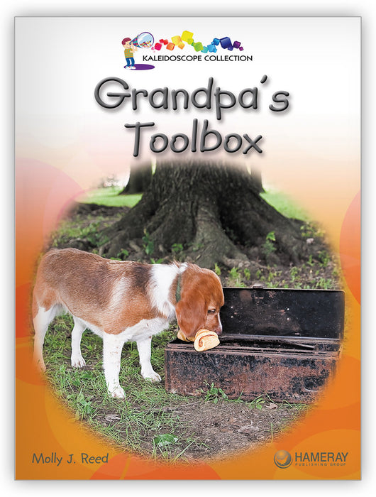 Grandpa's Toolbox Leveled Book