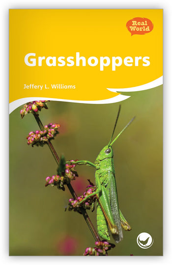 Grasshoppers from Fables & the Real World