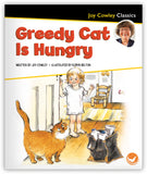 Greedy Cat Is Hungry Leveled Book