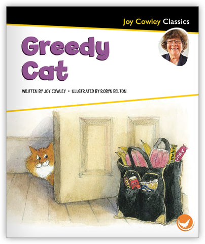 Greedy Cat from Joy Cowley Classics