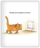 Greedy Cat's Door from Joy Cowley Classics