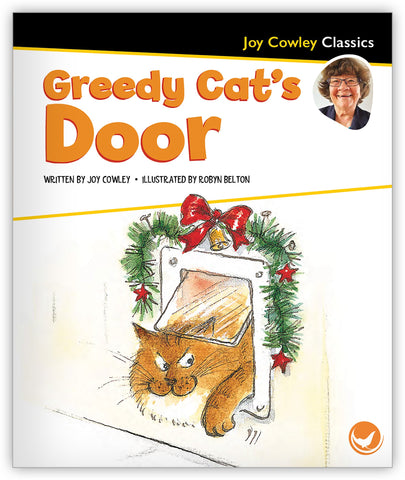 Greedy Cat's Door Big Book from Joy Cowley Classics