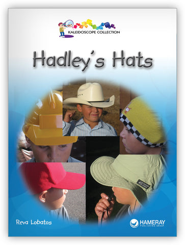 Hadley's Hats from Kaleidoscope Collection