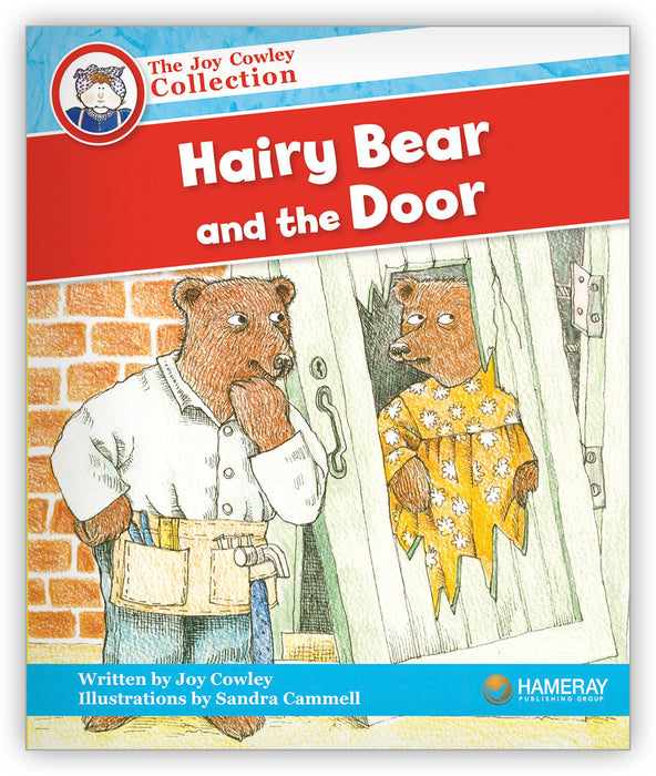 Hairy Bear and the Door Leveled Book