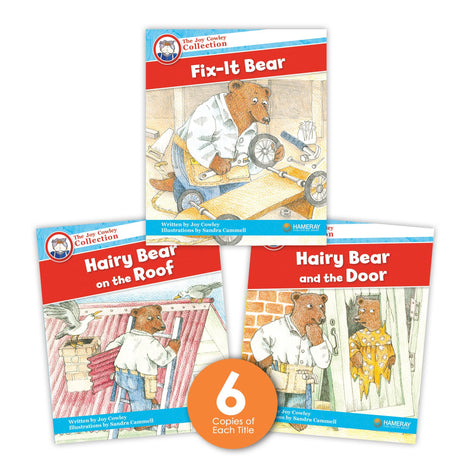 Hairy Bear Guided Reading Set Image Book Set