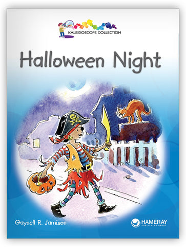Halloween Night Big Book from Kaleidoscope Collection