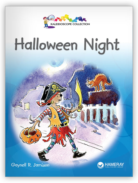 Halloween Night Big Book Leveled Book