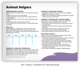 Animal Helpers from Fables & the Real World