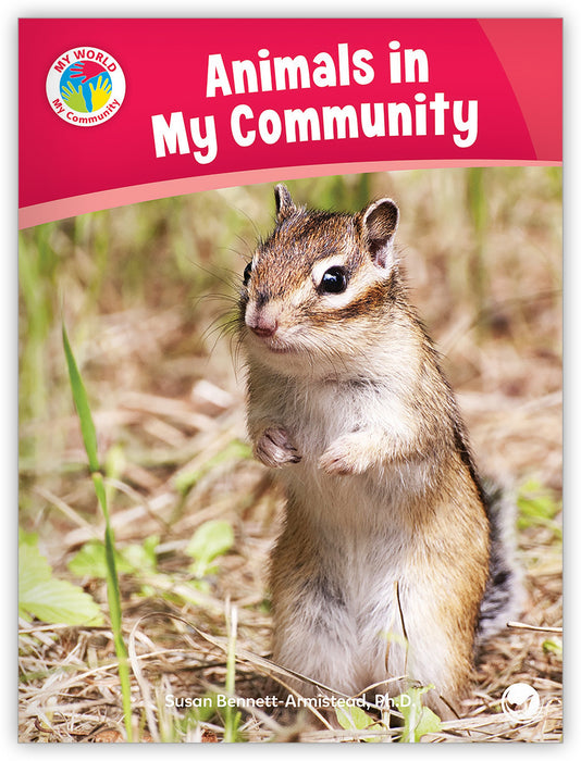 Animals in My Community from My World