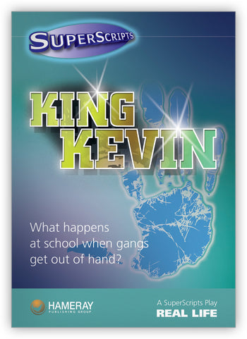 King Kevin from SuperScripts