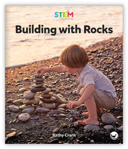 Building with Rocks from STEM Explorations