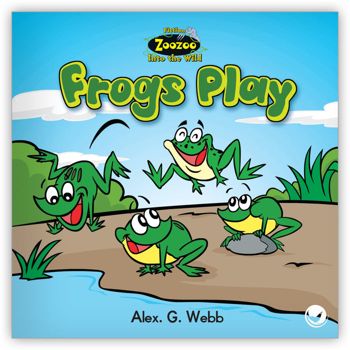 Frogs Play from Zoozoo Into the Wild