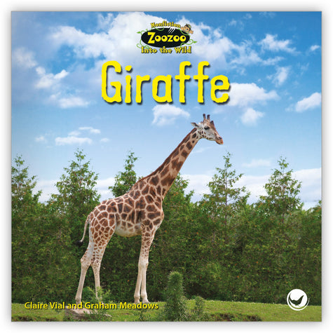 Giraffe from Zoozoo Into the Wild