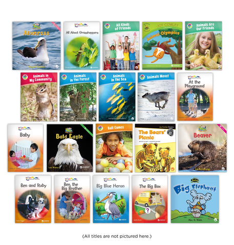 Kindergarten Guided Reading Library