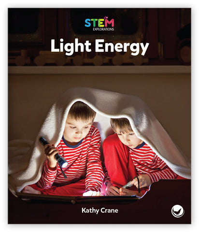 Light Energy from STEM Explorations