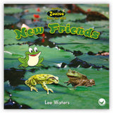 Zoozoo Into the Wild Wordless Guided Reading Set
