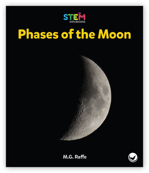Phases of the Moon from STEM Explorations