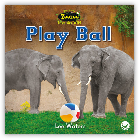 Play Ball from Zoozoo Into the Wild