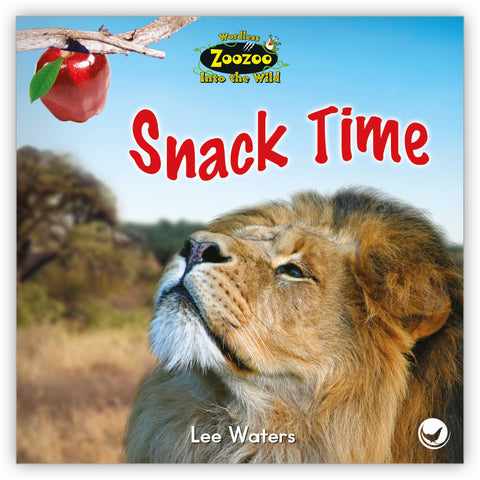 Snack Time from Zoozoo Into the Wild