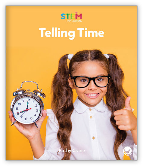 Telling Time from STEM Explorations