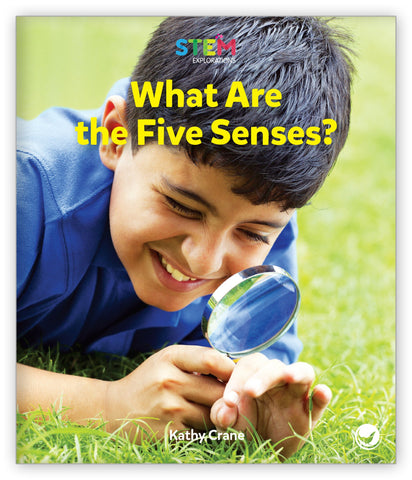 What Are the Five Senses? from STEM Explorations