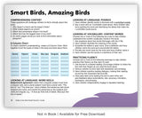 Smart Birds, Amazing Birds from Fables & the Real World