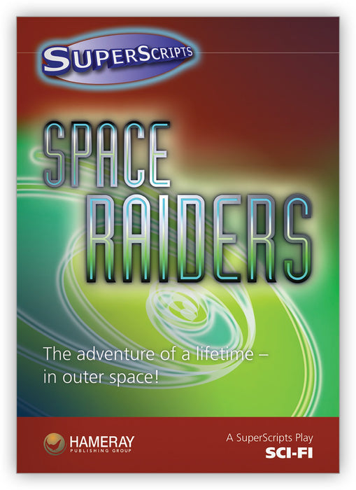Space Raiders from SuperScripts