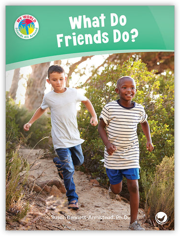 What Do Friends Do? from My World