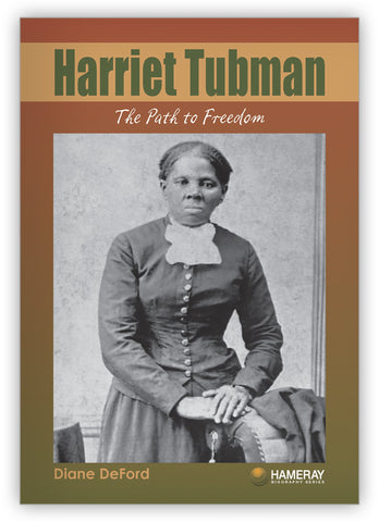 Harriet Tubman from Hameray Biography Series