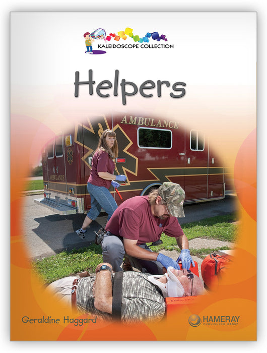 Helpers Leveled Book