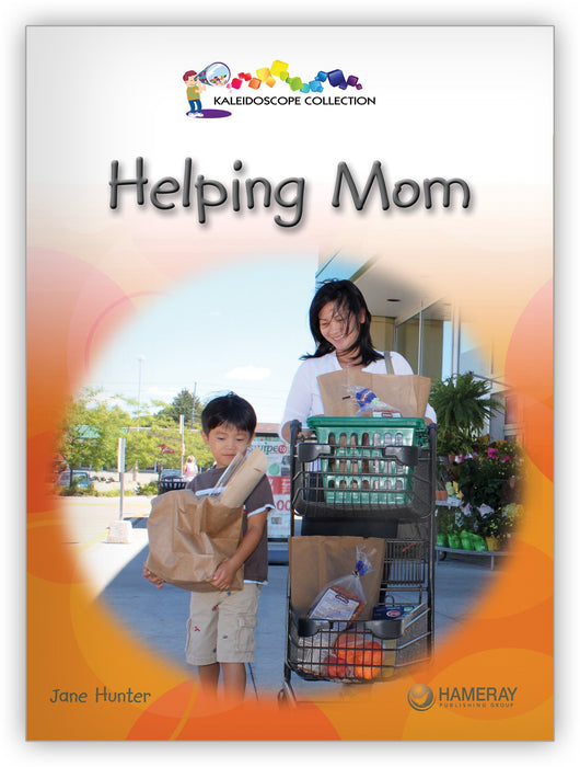 Helping Mom Leveled Book
