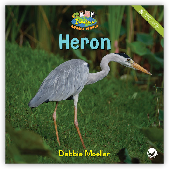 Heron Leveled Book