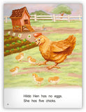 Hilda Hen Big Book