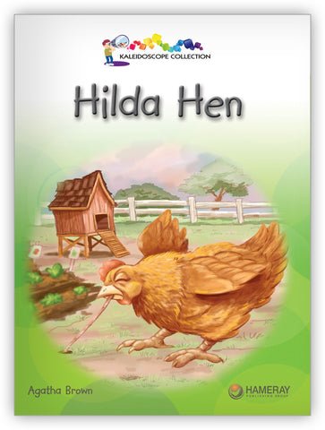 Hilda Hen from Kaleidoscope Collection