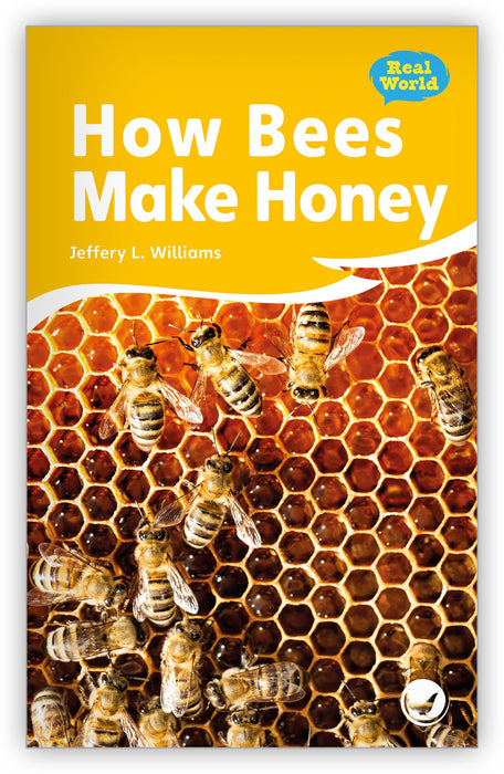How Bees Make Honey Leveled Book