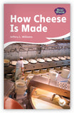 How Cheese Is Made Leveled Book